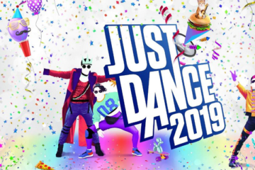 Just Dance 2019 Nintendo Switch Wii U