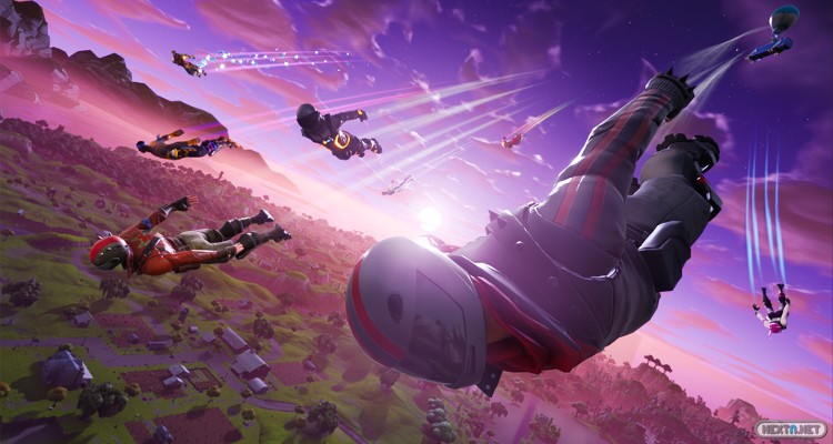 Fortnite Switch Destacada