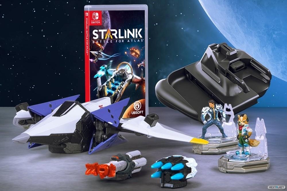 Starlink Battle for Atlas Nintendo Switch Fox