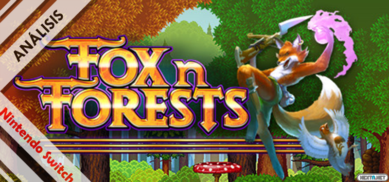 Fox n Forests Switch