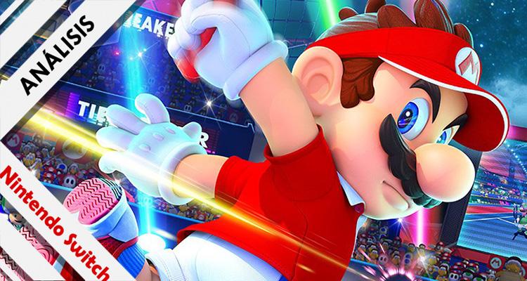 20eded6c9c Análisis – Mario Tennis Aces (Nintendo Switch) – Revolución tenística en el  Reino Champiñón