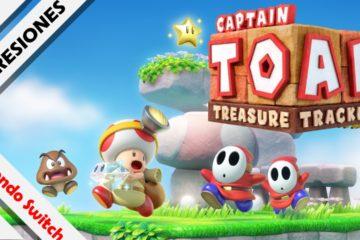 Avance Captain Toad Treasure Tracker Nintendo Switch