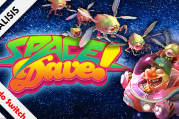 Space Dave! Análisis Nintendo Switch