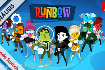Runbow Switch