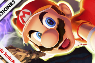 Mario Tennis Aces avance