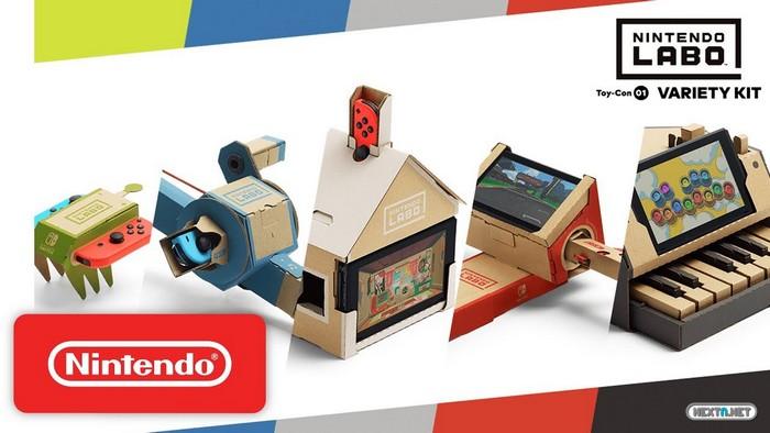 Nintendo Labo Futuro