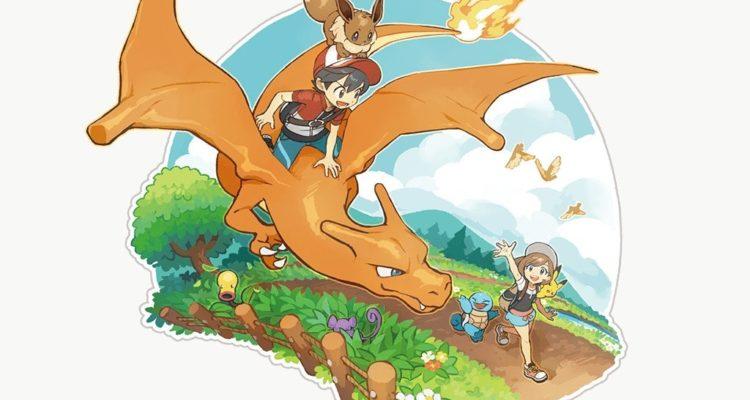 Pokémon Let's Go Pikachu Eevee 01