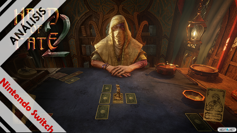 Hand of Fate 2 Switch