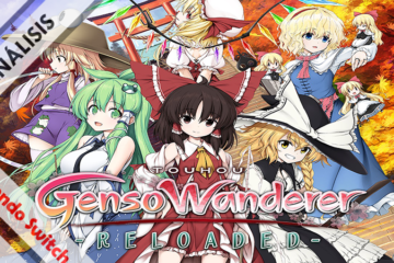 Touhou Genso Wanderer Reloaded Switch