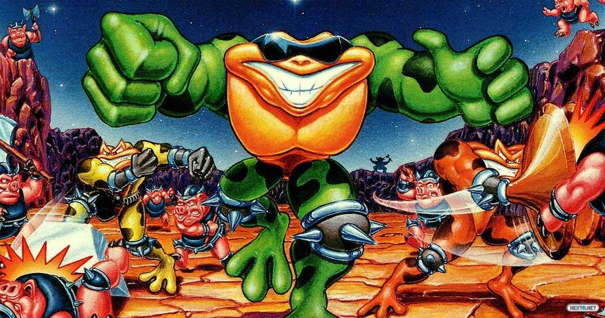 Super Battletoads