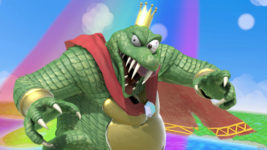 Super Smash Bros. Ultimate King K. Rol