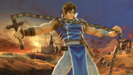 Super Smash Bros. Ultimate Richter Belmont