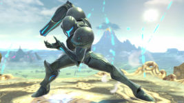 Super Smash Bros. Ultimate Samus Aran Oscura Phazon
