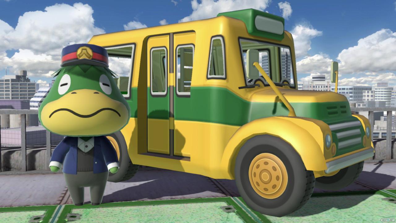 Super Smash Bros. Ultimate Animal Crossing