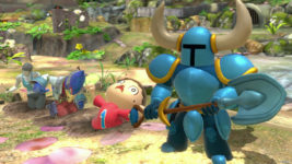 Super Smash Bros. Ultimate Shovel Knight