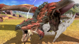 Super Smash Bros. Ultimate Monster Hunter Rathalos
