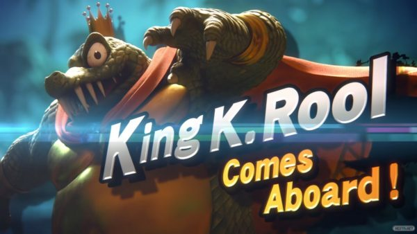 Super Smash Bros. Ultimate Direct King K Rool 01