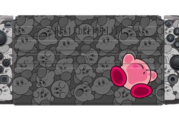 Kirby Skins Switch