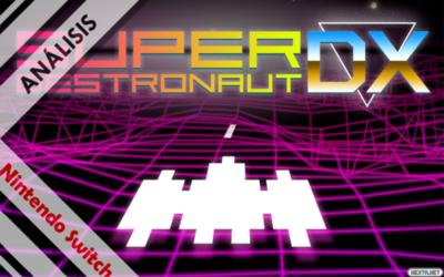Super Destronaut DX Switch