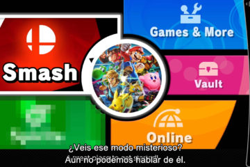 Super Smash Bros. Ultimate modo Spirits