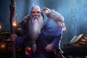 Deckard Cain Diablo III