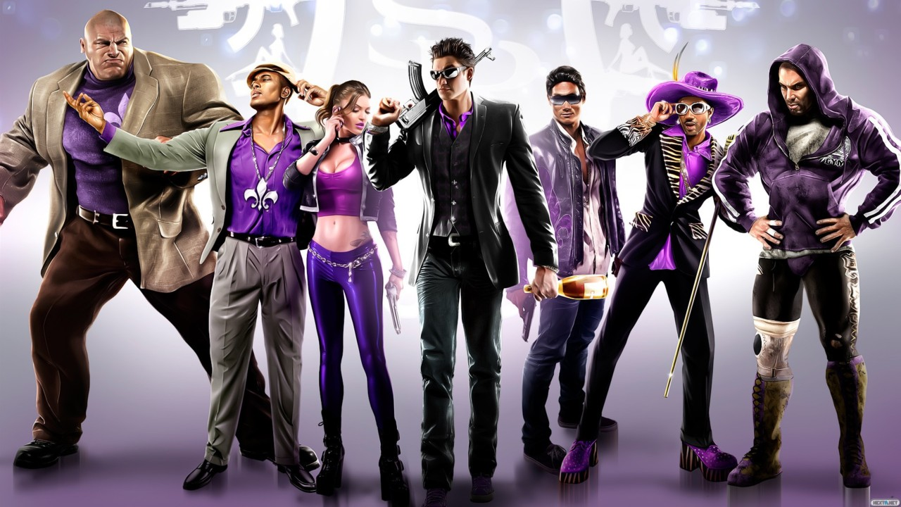 Saints Row: The Third Nintendo Switch