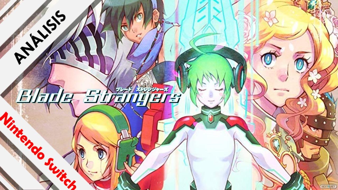 Análisis Blade Strangers Nintendo Switch