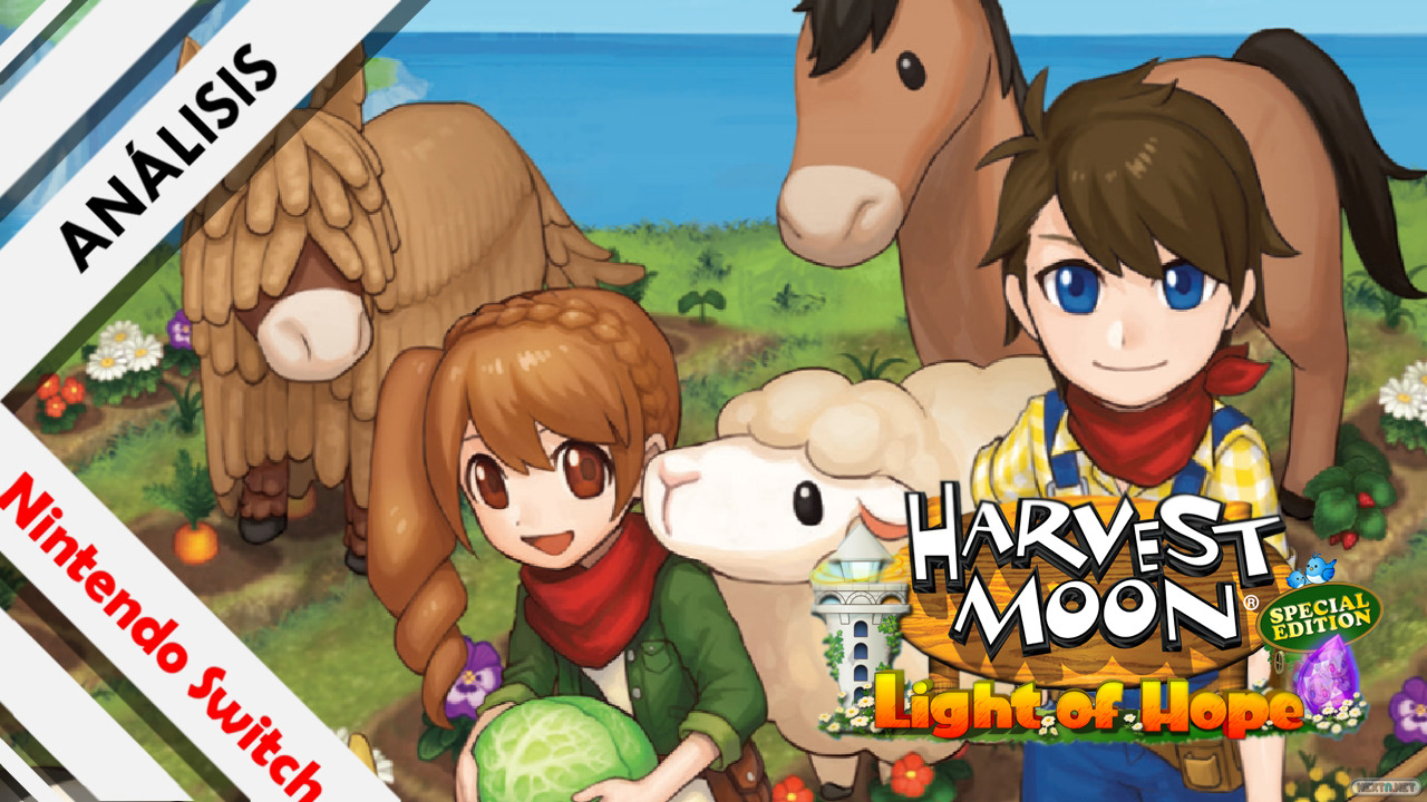 Harvest Moon Light of Hope Análisis