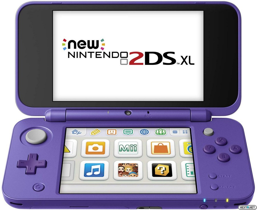 New 2DS XL Purple Edition 02