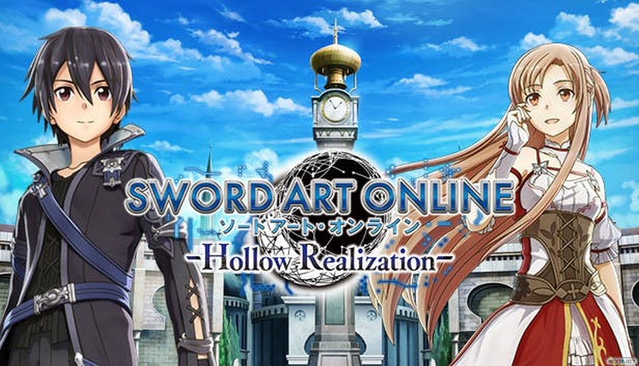 Sword Art Online Hollow Realization