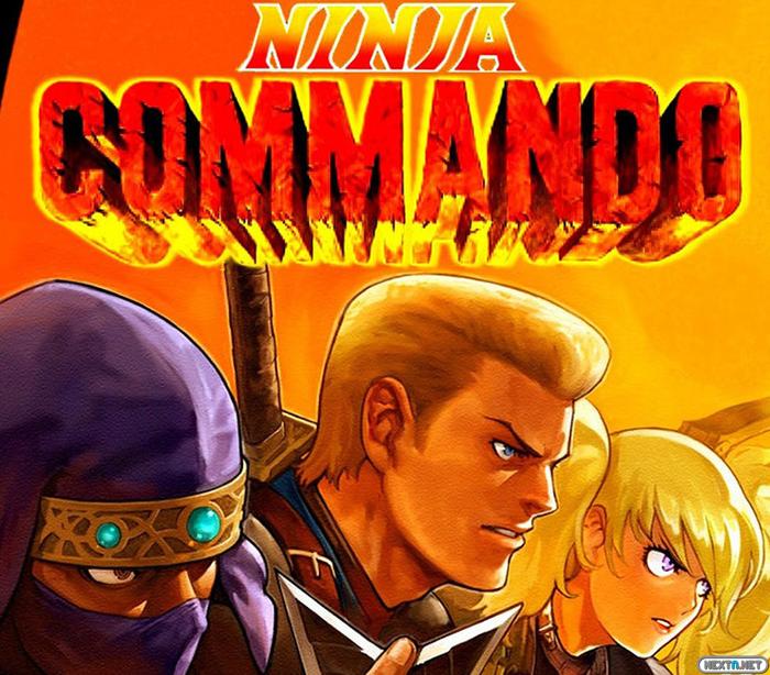 ACA Neo Geo Ninja Commando Switch