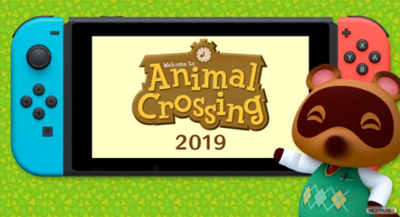 Animal Crossing Nintendo Switch 2019