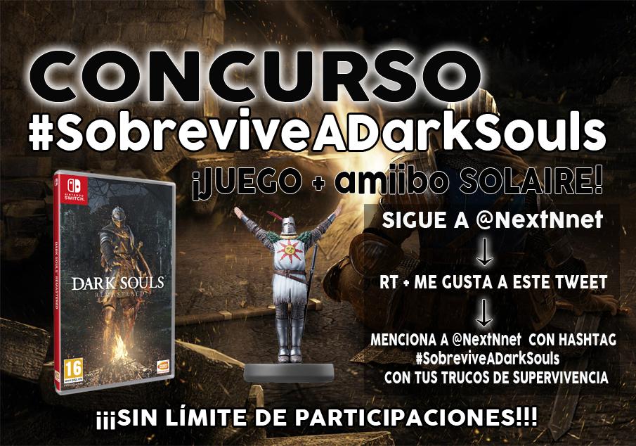 Concurso Dark Souls Remastered #SobreviveADarkSouls
