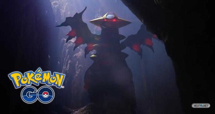 Pokémon Go Halloween 2018 Incursión Giratina Drifloon shiny variocolor Spiritomb