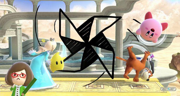 Super Smash Bros. Ultimate Blog Nintendo Switch Nikki Ayudante