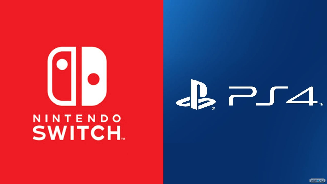 PS4 Vs Switch Ventas