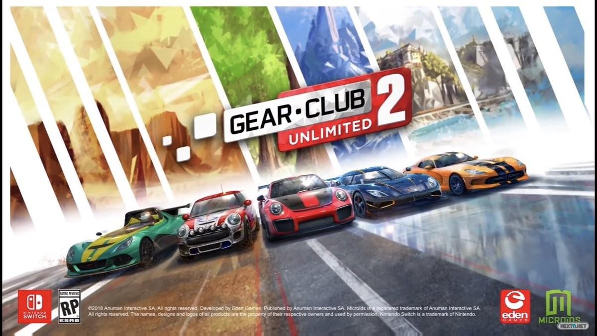 Gear. Club Unlimited 2