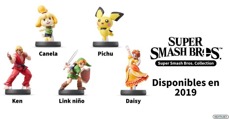 Super Smash Bros. Ultimate amiibo Nintendo Switch