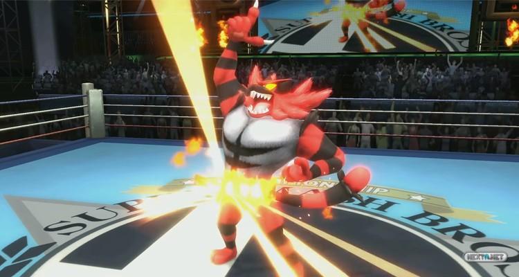 Super Smash Bros. Ultimate Blog Incineroar Tema Musical Battle! (WildPokémon) Nintendo Switch