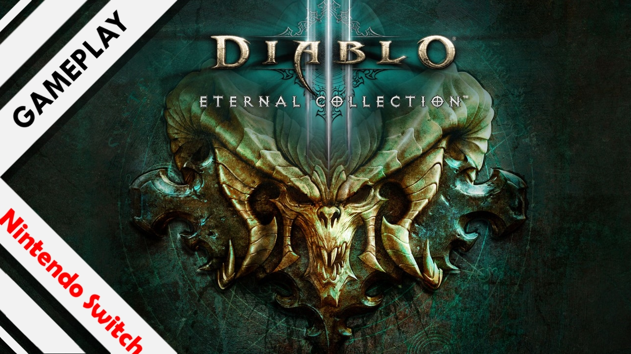 Gameplay Diablo III Nintendo Switch