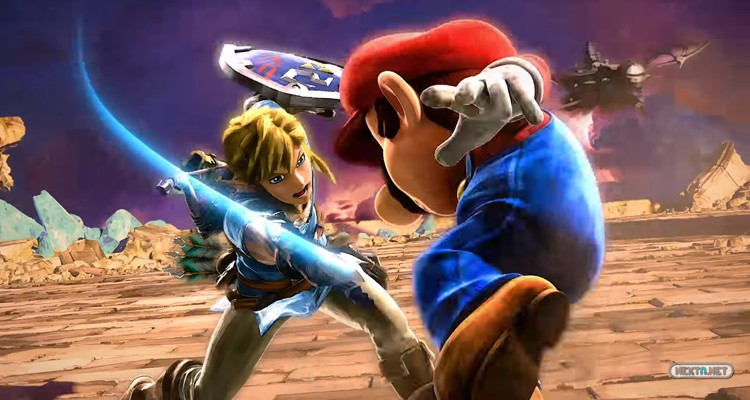 Super Smash Bros. Ultimate Tráiler Animado Nintendo Switch