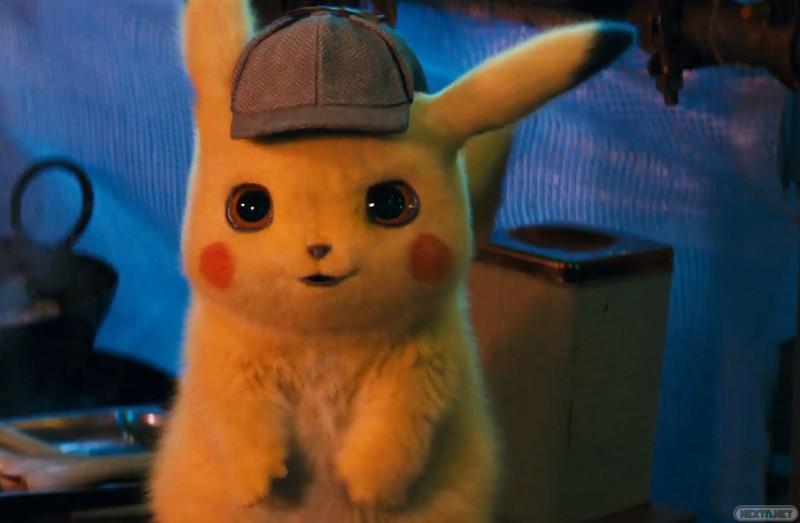 POKÉMON Detective Pikachu película