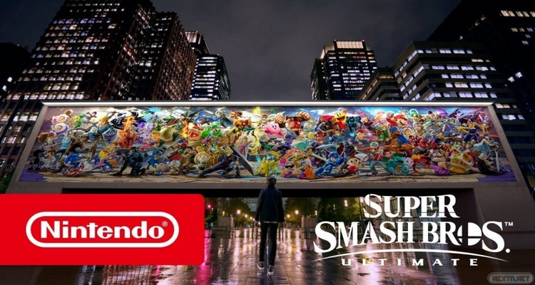 super smash bros ultimate trailer