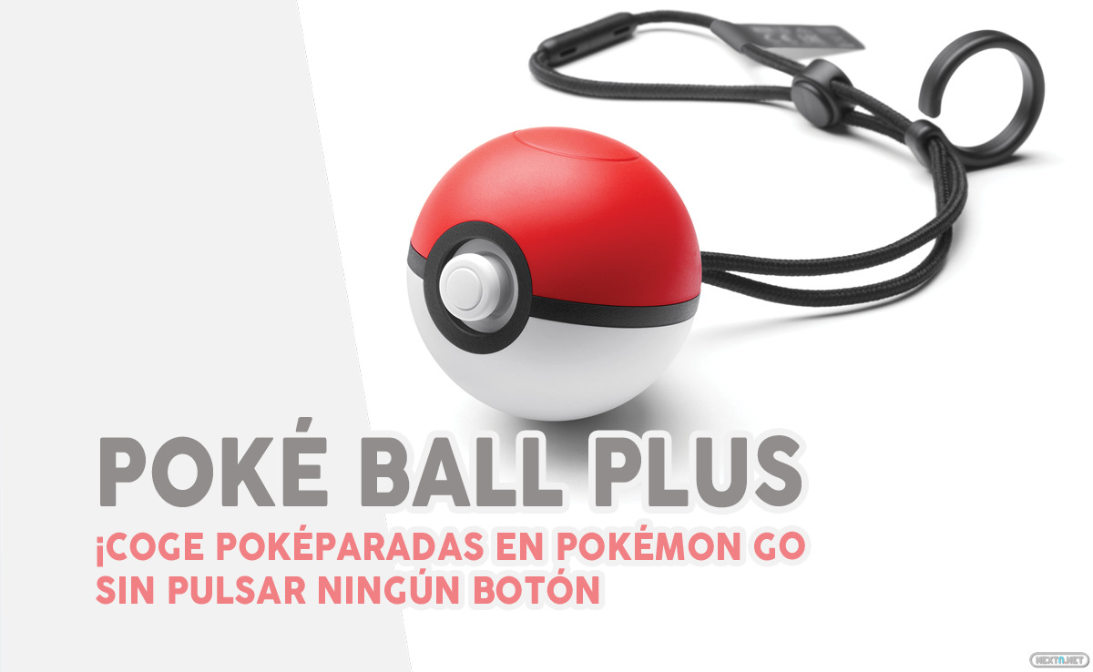 Vídeo Poké Ball Plus Pokémon GO