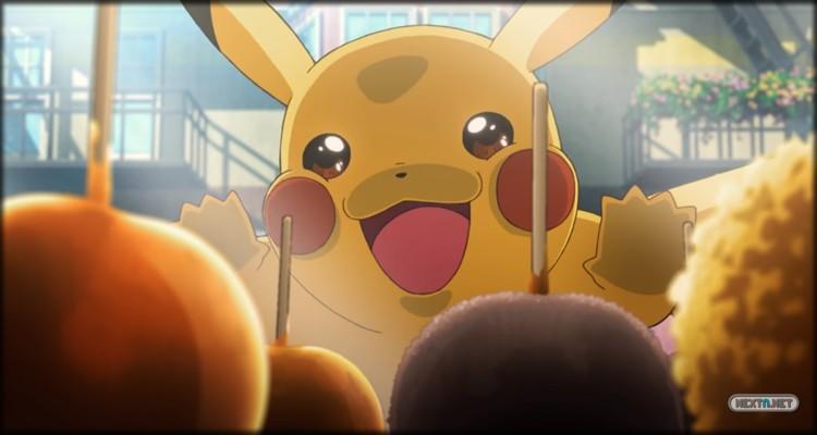 Película Pokémon El poder de todos clip americano