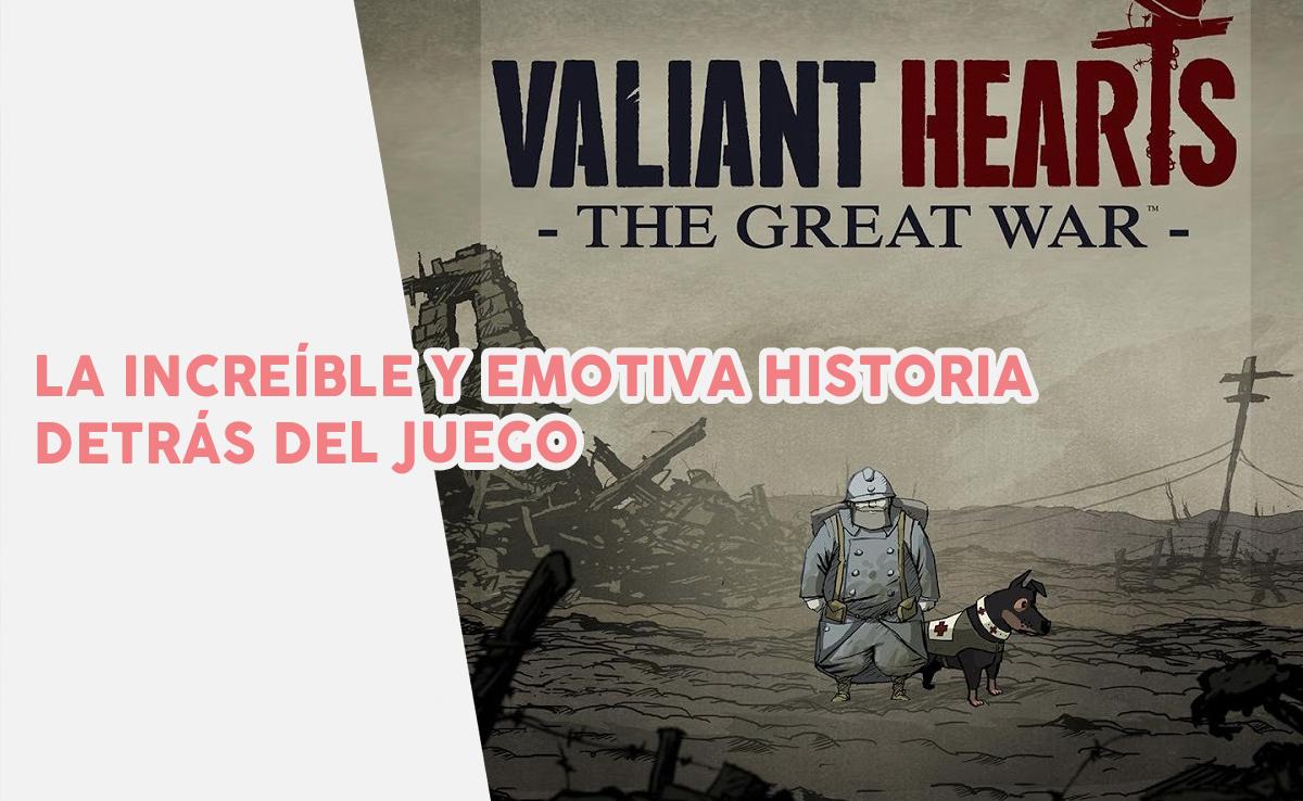 Artículo Valiant Hearts Destacada