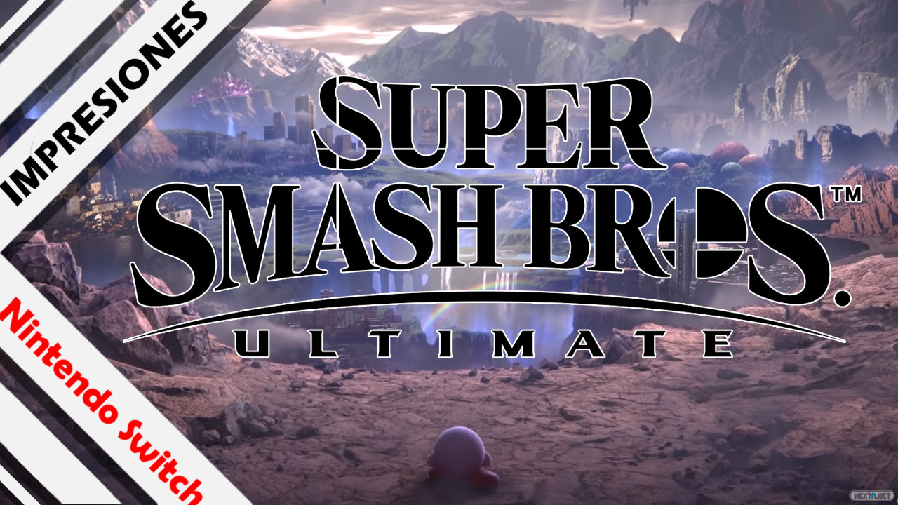 Super Smash Bros impresiones