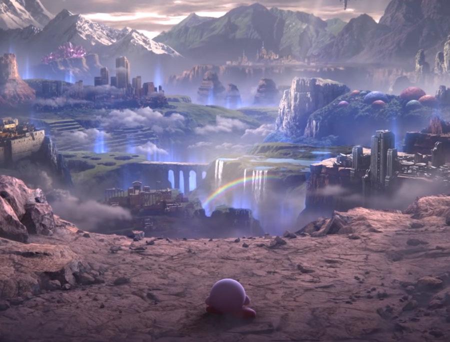 Super Smash Bros Ultimate Espíritus