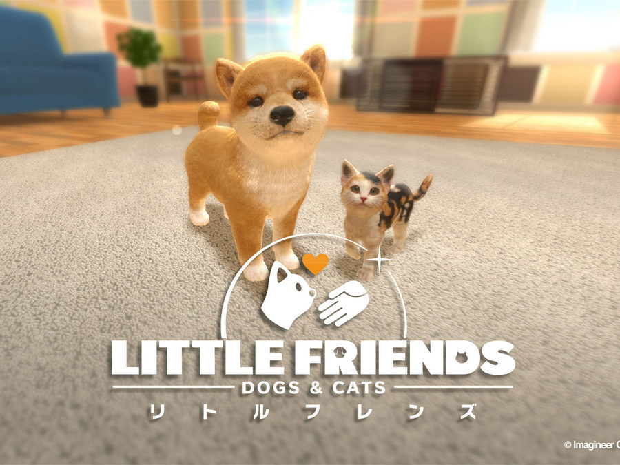 Little Friends Dogs & Cats