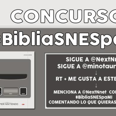 Concurso #BibliaSNESpaMI